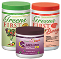 Now Available! Greens First